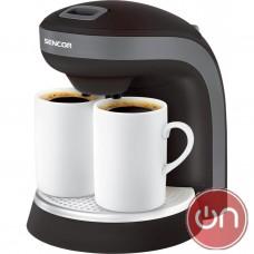 Coffee maker, black, 3L