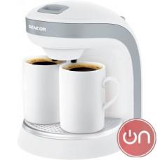 Coffee maker, white, 3L